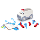 Green-toys-ambulance-Speelgoedbox