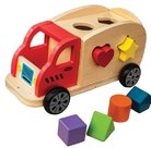 Houten Vormentruck New Classic Toys