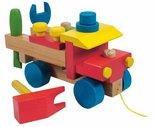 Houten Vrachtwagen Woody
