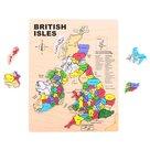 Houten Puzzel Verenigd Koninkrijk Engeland Bigjigs