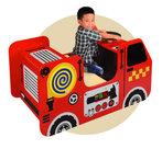 Houten Multi Activity Brandweer IM Toy