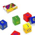 Houten Cijfers en Letters Blokken Pintoy