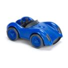 Green Toys race auto blauw