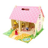 Poppenhuis Blossom Cottage Bigjigs
