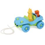 Green Toys trek Buggy blauw