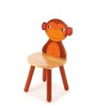 Houten Aap stoel