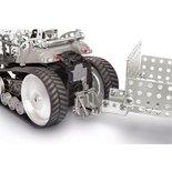 Radiografische Tractor met oplegger 2,4 GHZ RC