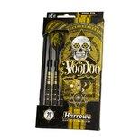 Dartpijlen Voodoo steeltip 19 gram 3 stuks