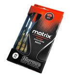 Dartpijlen Matrix brass 24 gram 3 stuks