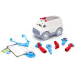 Green Toys Ambulance en Dokter set