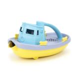 Green Toys speelboot paars blauw