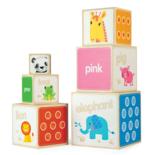 Houten Stapelblokken dieren