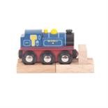 Houten trein Bluebell