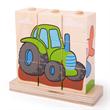 Blokken Puzzel transport