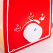 Houten koffie apparaat 7-delig