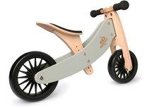 Kinderfeets houten loopfiets & driewieler Tiny Tot Plus Silver Sage