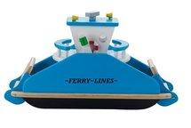 Houten Veerboot New Classic Toys