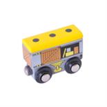 Houten goederen wagon