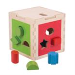 Houten vormen Box Bigjigs