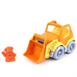 Green Toys Bulldozer Oranje