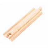 Bigjigs houten rechte rails 140 mm