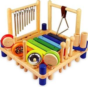 Houten Muziekcenter IM Toy