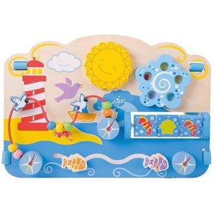 Speelgoedbox-Houten-Activiteiten- Center-Marine-BB116- Bigjigs