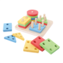 Houten vormen puzzel BB094