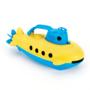 Green Toys onderzeeer geel