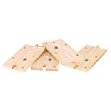 Houten-rechte-stukken-weg-lang-set-a-4-stuks